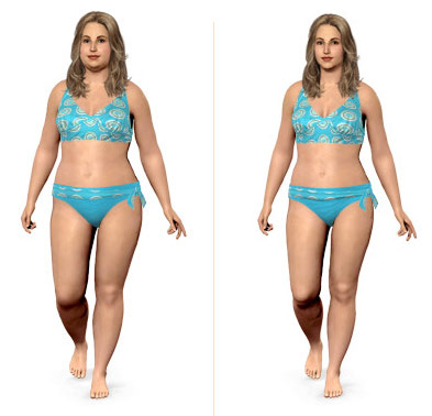 Boost Up Weight Loss Process With Weight Loss Simulator Articles Web
